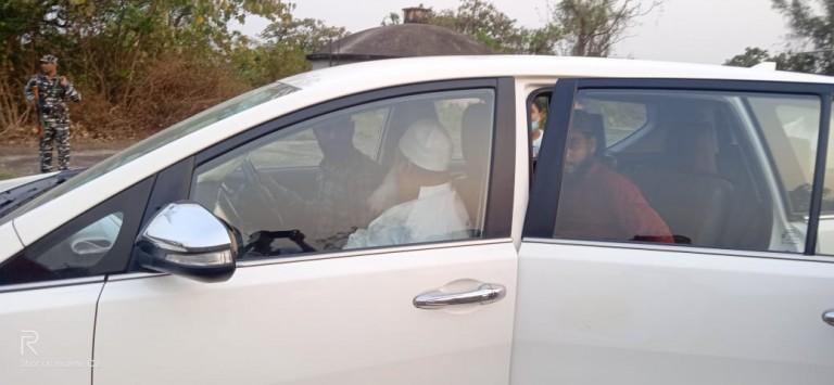 বদর উদ্দিন আজমল শেট উপস্থিত হয়েছেন পাঁচগ্রাম
