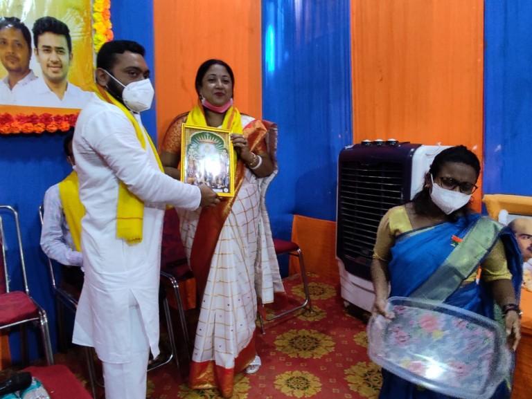 ভারতীয় জনতা যুব মোর্চার হাইলাকান্দি জেলা কমিটির কার্যনির্বাহী সভায় দলকে আরো শক্তিশালী করে তোলার আহ্বান মন্ত্রী পরিমল শুক্লবৈদ্যের